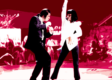 Music and the Movies... Pulp Fiction rock 'n' roll